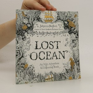 náhled knihy - Lost ocean. An inky adventure & colouring book