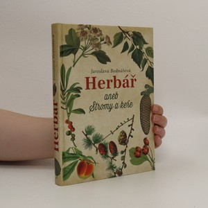 náhled knihy - Herbář aneb Stromy a keře