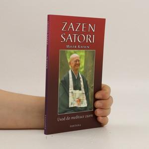 náhled knihy - Zazen satori