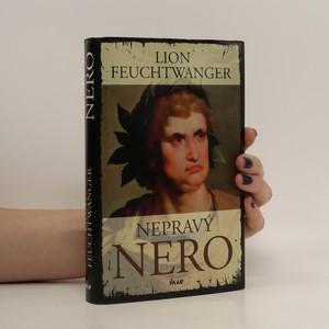 náhled knihy - Nepravý Nero