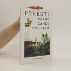 náhled knihy - Pověsti hradů, zámků a podhradí