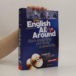 náhled knihy - English all around. Kurz angličtiny pro školy a samouky (2 CD součástí)