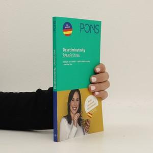náhled knihy - Desetiminutovky: Španělština