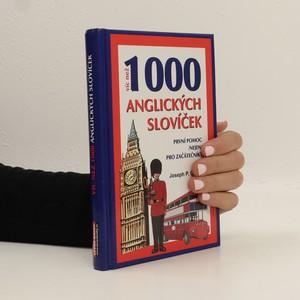 náhled knihy - Víc než 1000 anglických slovíček