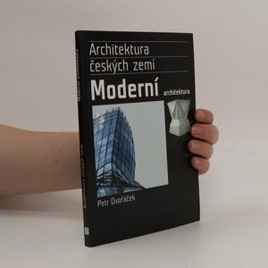 náhled knihy - Moderní architektura