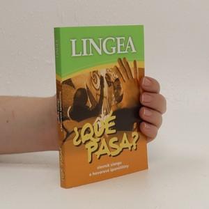 náhled knihy - ¿Qué pasa? Slovník slangu a hovorové španělštiny