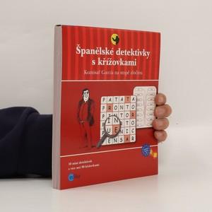 náhled knihy - Španělské detektivky s křížovkami : komisař García na stopě zločinu