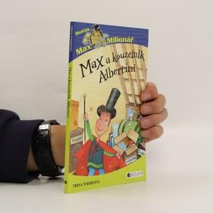 náhled knihy - Max a kouzelník Albertini