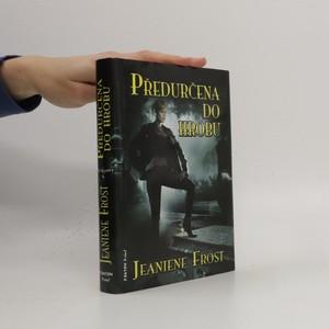 náhled knihy - Předurčena do hrobu