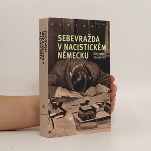 náhled knihy - Sebevražda v nacistickém Německu