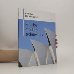 náhled knihy - Principy moderní architektury