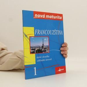 náhled knihy - Francouzština ústní zkouška nová maturita