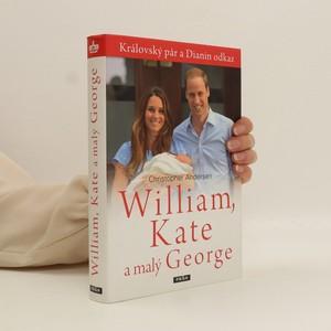 náhled knihy - William, Kate a malý George