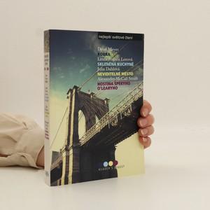 náhled knihy - Kobra / Skleněná kuchyně / Neviditelné město / Hostina Špekyho O'Learyho