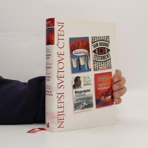 náhled knihy - Podzimní blues, Testament, Napospas vlnám, Sejdeme se v Benátkách