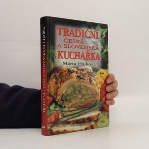 náhled knihy - Tradiční česká a slovenská kuchařka