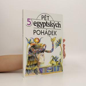náhled knihy - Pět egyptských pohádek