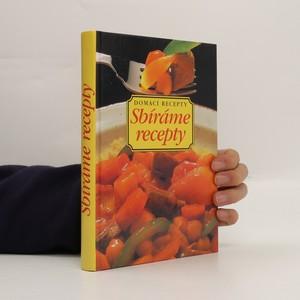 náhled knihy - Sbíráme recepty