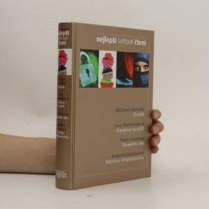 náhled knihy - Strašák, Kavárna na pláži, Divadelní děs, Rtěnka v Afgánistánu