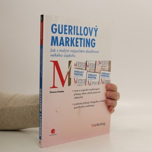 náhled knihy - Guerillový marketing