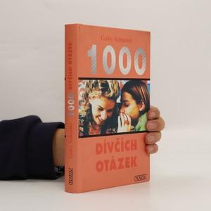 náhled knihy - 1000 dívčích otázek