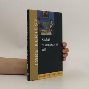 náhled knihy - Kaddiš za nenarozené dítě
