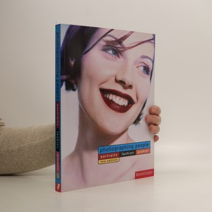 náhled knihy - Photographing people : portraits, fashion, glamour