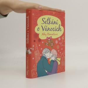 náhled knihy - Setkání o Vánocích