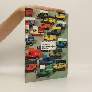 náhled knihy - Království automobilových modelů