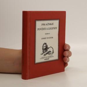 náhled knihy - Pražské pověsti a legendy