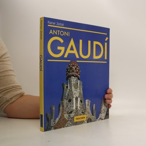 náhled knihy - Gaudí