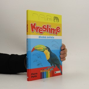 náhled knihy - Kreslíme divoká zvířata