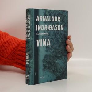 náhled knihy - Vina : islandská krimi
