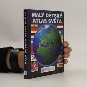 náhled knihy - Malý dětský atlas světa