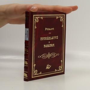 náhled knihy - Přísloví. Manželství a rodina