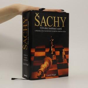 náhled knihy - Šachy - 5334 úloh, kombinací a partií