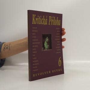 náhled knihy - Kritická příloha 6. Revolver revue