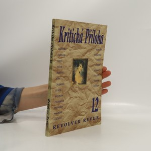náhled knihy - Kritická příloha Revolver revue 12
