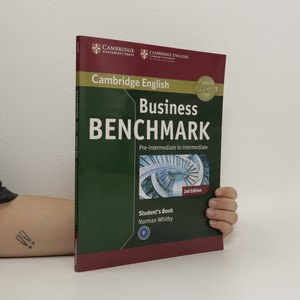 náhled knihy - Business benchmark. Pre-intermediate to intermediate business preliminary. Student's book