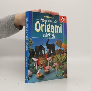 náhled knihy - Fascinující svět origami zvířátek
