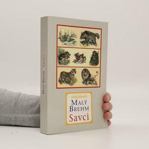 náhled knihy - Malý Brehm. Savci