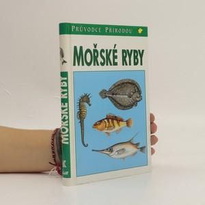 náhled knihy - Mořské ryby v evropských vodách. Moře. Mořské rybaření