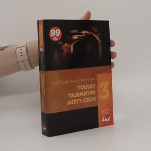 náhled knihy - Toulky tajemnými místy Čech