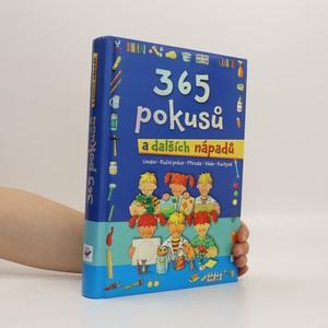 náhled knihy - 365 pokusů a dalších nápadů