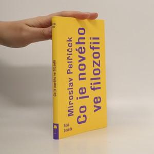 náhled knihy - Co je nového ve filozofii