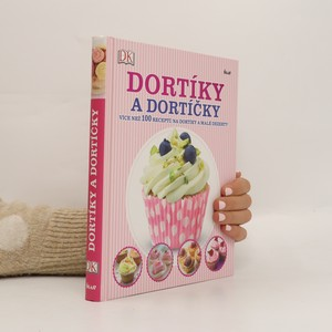 náhled knihy - Dortíky a dortíčky
