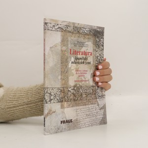 náhled knihy - Literatura španělsky mluvících zemí : autores y temas de la literatura espańola e hispanoamericana