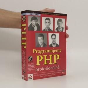 náhled knihy - Programujeme PHP profesionálně