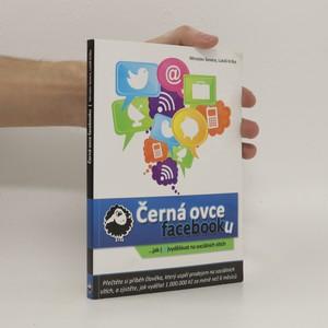 náhled knihy - Černá ovce Facebooku : --jak (ne)vydělávat na sociálních sítích