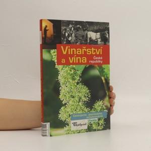 náhled knihy - Vinařství a vína České republiky